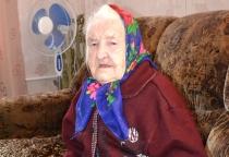 В Международный женский день Евдокии Павловой из Волота исполняется 100 лет
