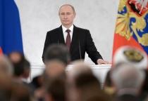 Социологи фиксируют рост рейтинга Владимира Путина и «Единой России»