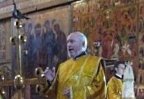 Скончался протодиакон Софийского собора Великого Новгорода Михаил Зимагоров