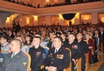 В Великом Новгороде прошли торжества, посвященные Дню сотрудника органов внутренних дел