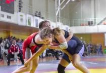 Фоторепортаж: Всероссийские соревнования по вольной борьбе среди девушек