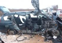 Один человек погиб и трое пострадали в ДТП в Шимском районе