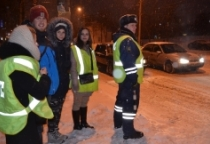 Студенты НовГУ попробовали себя в роли полицейских
