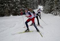 В Пестове прошел III этап кубка области по лыжным гонкам