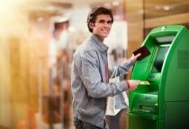 В Северо-Западном банке Сбербанка в пользу сотовых операторов в 2014 году осуществлено 128,8 млн платежей на 24 млрд. рублей