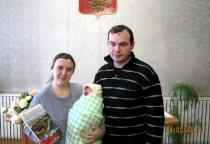 В Пестовском районе родился Добрыня
