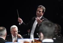 Фото: Венский филармонический Штраус оркестр в Великом Новгороде