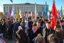 Фоторепортаж: Крым наш год