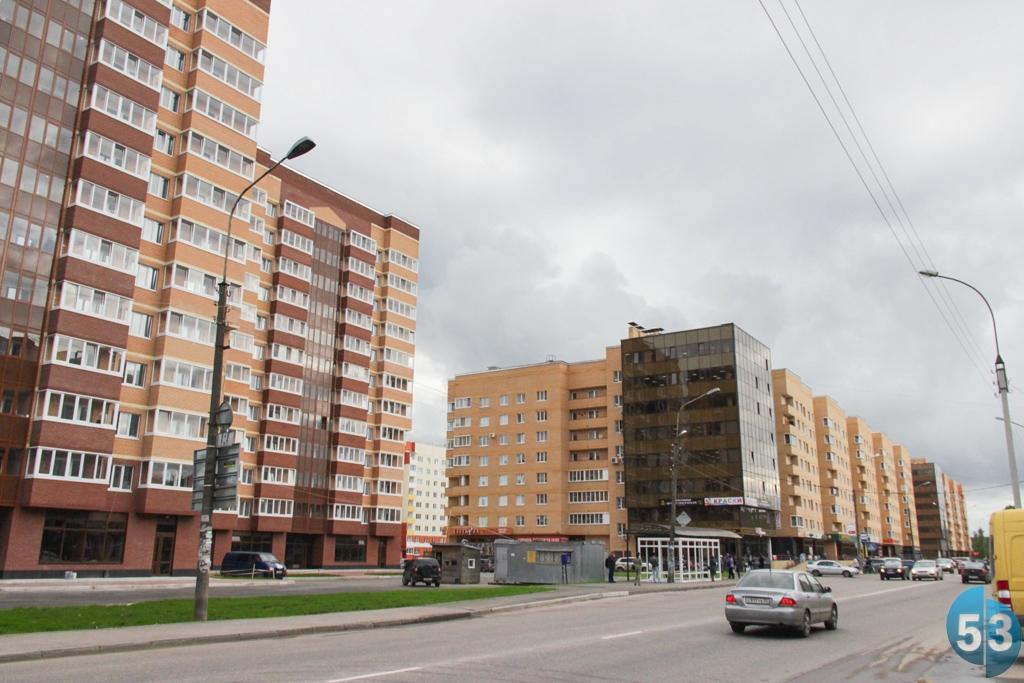 На Псковской улице Великого Новгорода стало опасно гулять без родителей