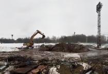 Дума Великого Новгорода утвердила изменения в бюджет города, которые позволят достроить ФОК и стадион «Центральный»