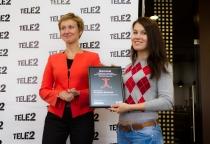 Tele2 вручила честную премию журналистам и блогерам Великого Новгорода