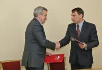 Союзы промышленников Ленинградской и Новгородской областей договорились о сотрудничестве
