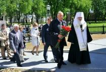Сергей Митин принял участие в праздновании Дня славянской письменности и культуры