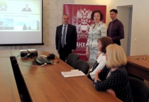 Новгородский филиал РАНХиГС посетил главный федеральный инспектор по Новгородской области