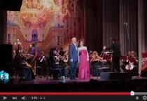 «53 секунды»: солисты оперы из Аргентины Дарио Волонте и Марина Сильва в Великом Новгороде