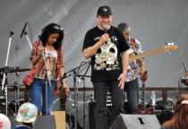 В Новгородской области прошел фестиваль «Джаз над Волховом»