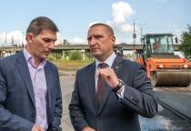 Александр Тарасов начал исполнение полномочий вице-мэра с ремонта дорог и решения проблемы с «Теплоэнерго»