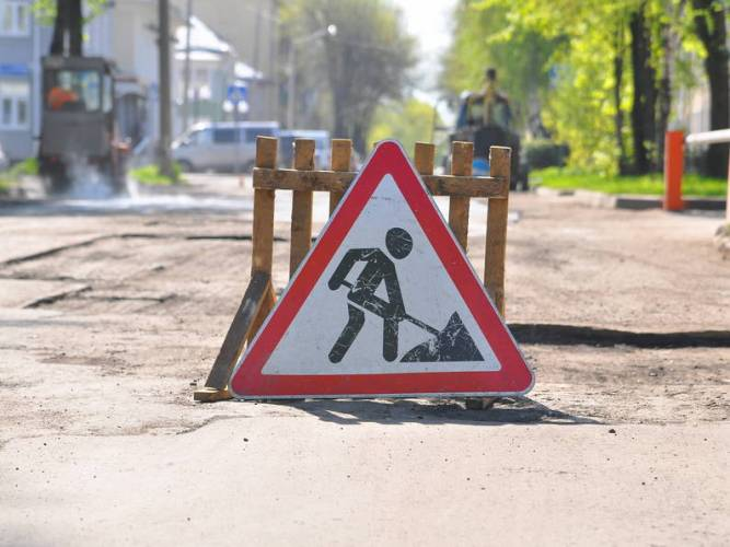 С помощью активистов ОНФ в новгородской деревне отремонтировали две улицы