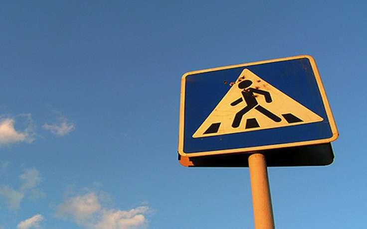 В Западном районе Великого Новгорода сбили еще одного человека на пешеходном переходе