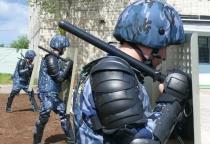 На учениях по освобождению заложников в колонии в Великом Новгороде отрабатывался вариант переговоров