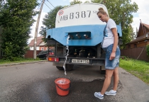 В некоторых домах на четырёх улицах Великого Новгорода отключена вода