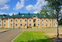 Жилой корпус интерната «Оксочи» в Новгородской области готов разместить 80 пациентов
