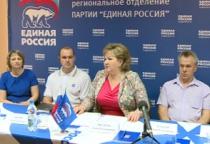 Елена Писарева: «1 сентября в Шимском районе может открыться кадетский корпус»