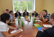 Новгородские предприниматели и общественники обсудили с властью деловой климат в регионе