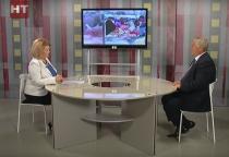 Александр Бойцов: «Наш аграрный сектор поставляет на прилавки Новгорода товары, которые раньше завозились из-за рубежа»