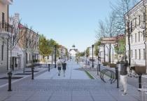 Новгородцы предлагают создать пешеходные зоны на Ильине улице и набережной возле КЮМа