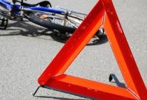 В Хвойной пьяный водитель сбил мальчика-велосипедиста