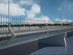 Деревяницкий мост в Великом Новгороде открыли для движения