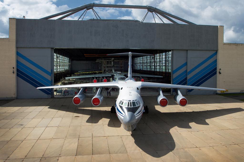 Старорусским 123-м авиаремонтным заводом будет управлять «Ильюшин»