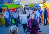 Средняя стоимость покупки на новгородской ярмарке «Все для дачи» составила 1,5 тыс. рублей