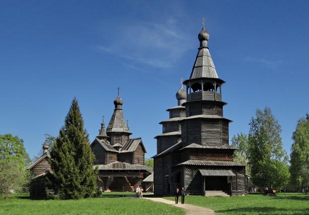 В 2019 году новгородский музей деревянного зодчества примет законченный вид