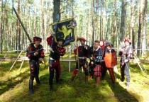 Более тысячи эльфов, орков и нежити: новгородцы «проливали кровь за империю» в Warhammer