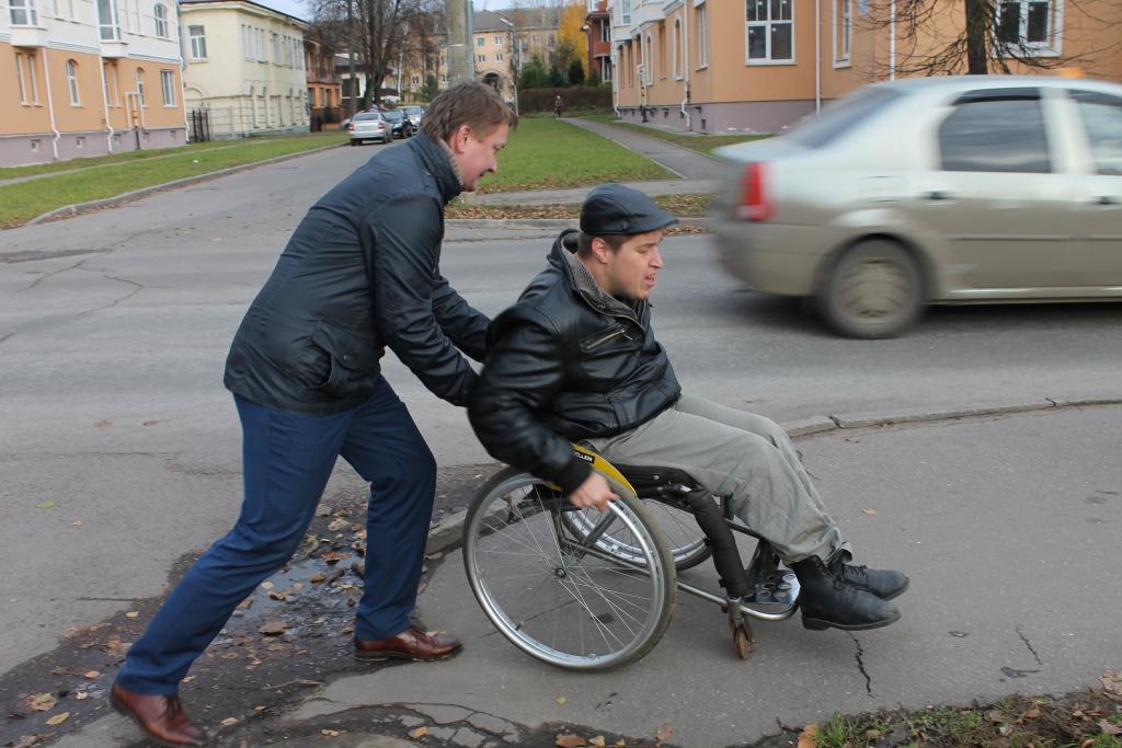 для в знакомства новгороде инвалидов великом