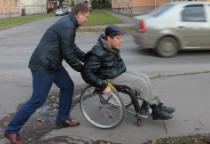 ОНФ и «Всероссийское общество инвалидов» проверили доступную среду в Великом Новгороде