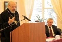 На конференции, посвященной 275-летию Новгородской духовной семинарии прозвучали малоизвестные факты из истории