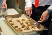 Финское домашнее печенье руками новгородцев