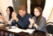 Студенты НовГУ играли в дебаты с общественными деятелями