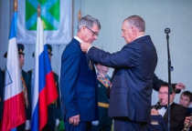 Глава Крестецкого района вступил в должность