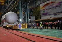 Атомный реактор провезут по новгородским улицам