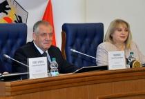 Великий Новгород посетила уполномоченный по правам человека в РФ Элла Памфилова