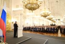Сергей Митин: «Послание Президента необходимо внимательно проанализировать и принять к неукоснительному исполнению»