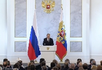 Елена Писарева прокомментировала послание Президента Федеральному Собранию