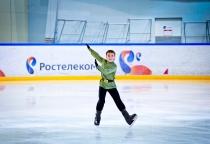 Фоторепортаж:  Первенство России по фигурному катанию на коньках среди юношей и девушек «Мемориал С.А.Жука»