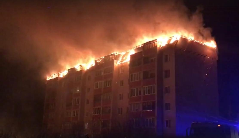 По факту гибели мужчины на пожаре в панковском доме возбуждено уголовное дело