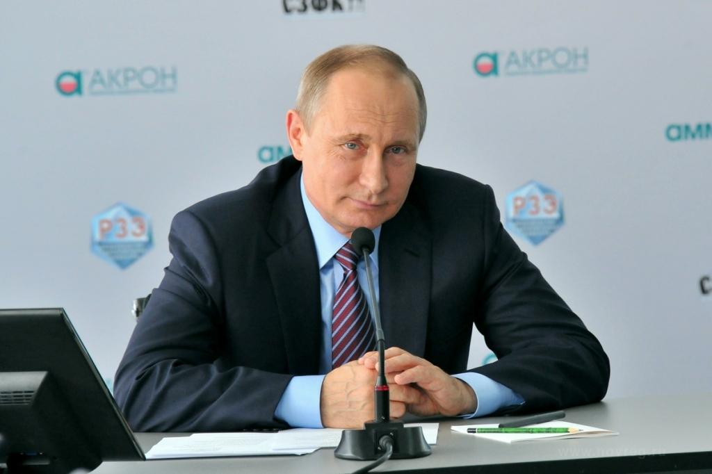 Владимир Путин дал разрешение на проведение массового взрыва в карьере «Олений ручей»