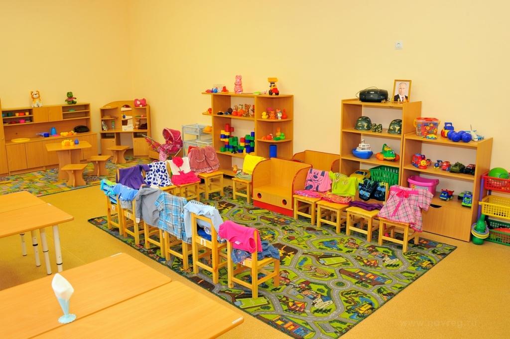 В следующем году в Великом Новгороде могут начать строительство еще трех детских садов